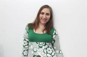 Silvia Núñez autora de la web Cosmética Natural Silvia se presenta.